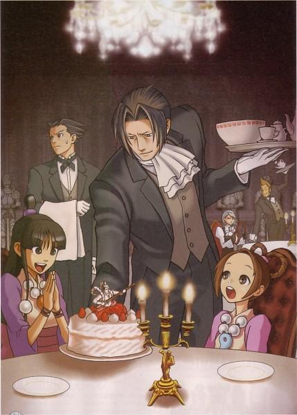 Gyakuten Saiban (Phoenix Wright: Ace Attorney) - Capcom
