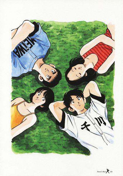 H2 - Adachi Mitsuru
