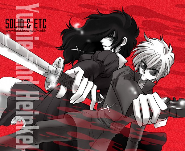 Tags: Anime, Toshimichi Yukari, Geneon Pioneer, HELLSING, Takagi Yumie, Heinkel Wulf