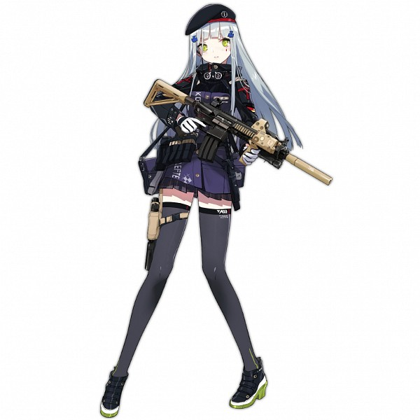 HK416 (Girls Frontline) - Girls Frontline
