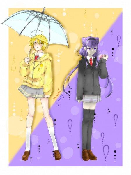 Tags: Anime, Pixiv Id 32013370, HUGtto! Precure, Lulu (Precure), Kagayaki Homare, Yellow Jacket, Yellow Outerwear, Fanart From Pixiv, Pixiv, Fanart