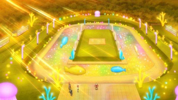 Tags: Anime, HUGtto! Precure, Yakushiji Saaya, Lulu (Precure), Nono Hana, Hariham Harry, Hug-tan, Kagayaki Homare, Aisaki Emiru, Screenshot