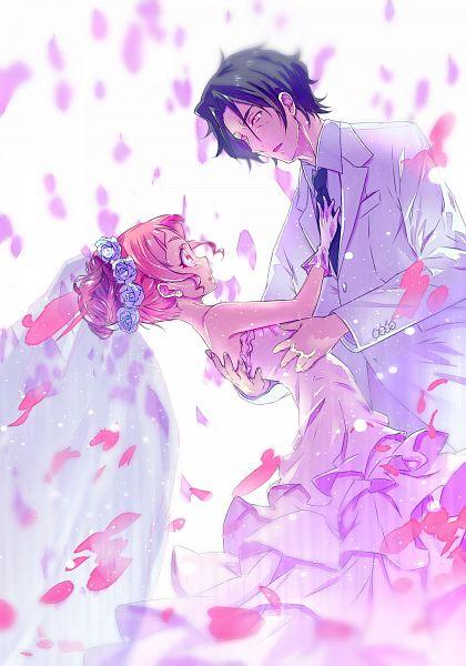 Tags: Anime, Kyoutsuugengo, HUGtto! Precure, George Cry, Nono Hana, Twitter, Artist Request, Fanart