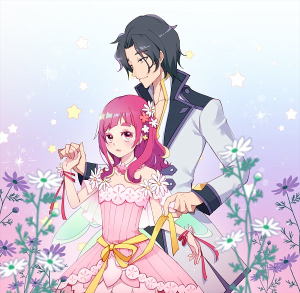 Tags: Anime, Pixiv Id 1007247, HUGtto! Precure, George Cry, Nono Hana, Fanart From Pixiv, Pixiv, Fanart, Twitter