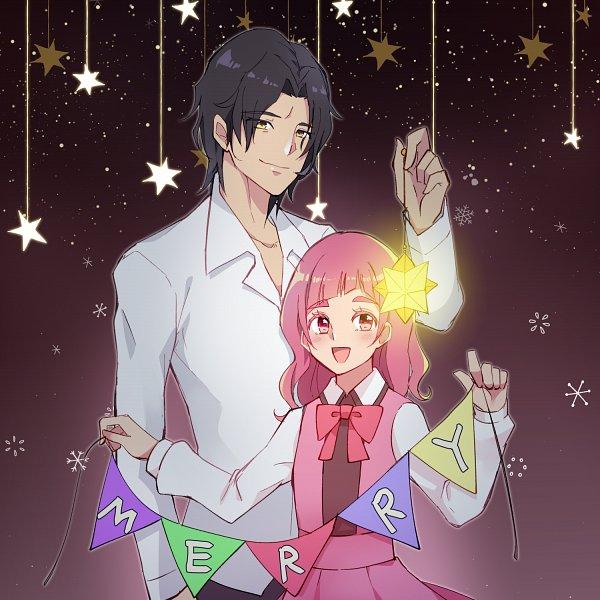 Tags: Anime, Pixiv Id 1007247, HUGtto! Precure, George Cry, Nono Hana, Fanart, Twitter, Fanart From Pixiv, Pixiv