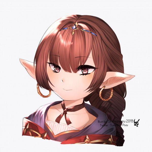 Tags: Anime, Shinosatsu, Granblue Fantasy, Haaselia (Granblue Fantasy)