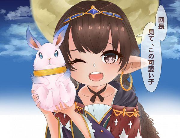Tags: Anime, Pixiv Id 2980811, Granblue Fantasy, Haaselia (Granblue Fantasy)