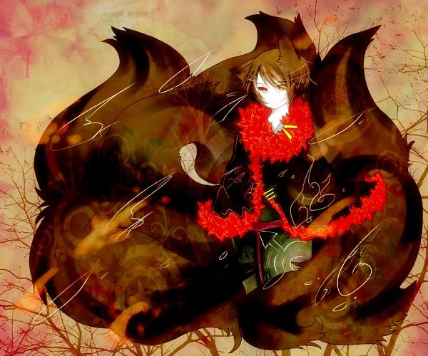 Tags: Anime, Pixiv Id 1200362, DURARARA!!, Orihara Izaya, Pixiv, Fanart, Hachimenroppi Izaya