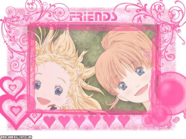 Tags: Anime, Hachimitsu to Clover, Yamada Ayumi, Hanamoto Hagumi, Honey And Clover