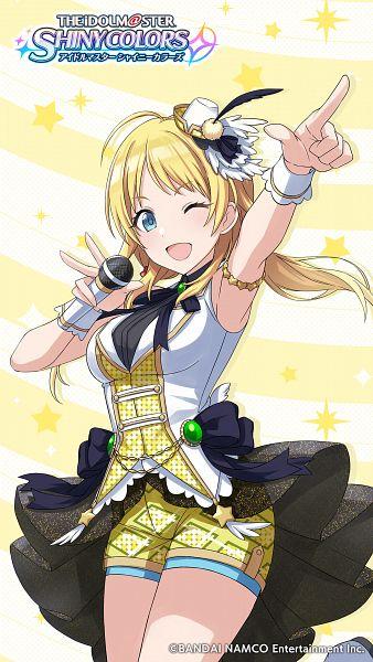 Tags: Anime, Bandai Namco Entertainment, The iDOLM@STER: Shiny Colors, Hachimiya Meguru, Artist Request, Official Art