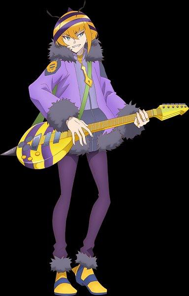 Hachin - Show by Rock!! Mashumairesh!!