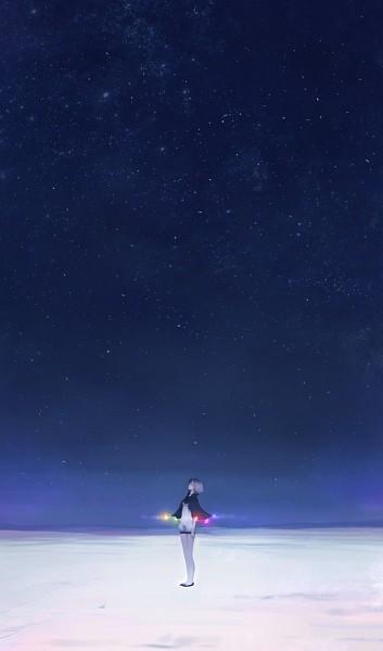 Tags: Anime, Hachiyuki, deviantART, Original, Mobile Wallpaper