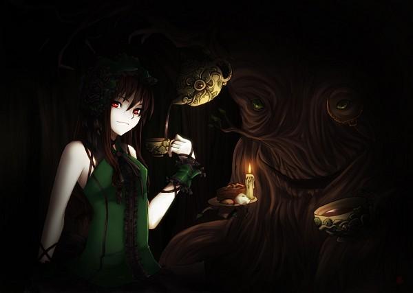 Tags: Anime, Hachiyuki, deviantART, Original