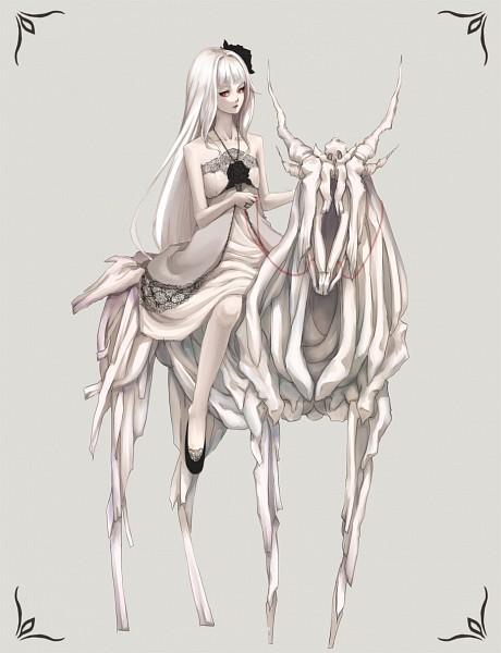 Tags: Anime, Hachiyuki, Gray, Horseback Riding, Black Flower, deviantART, Original