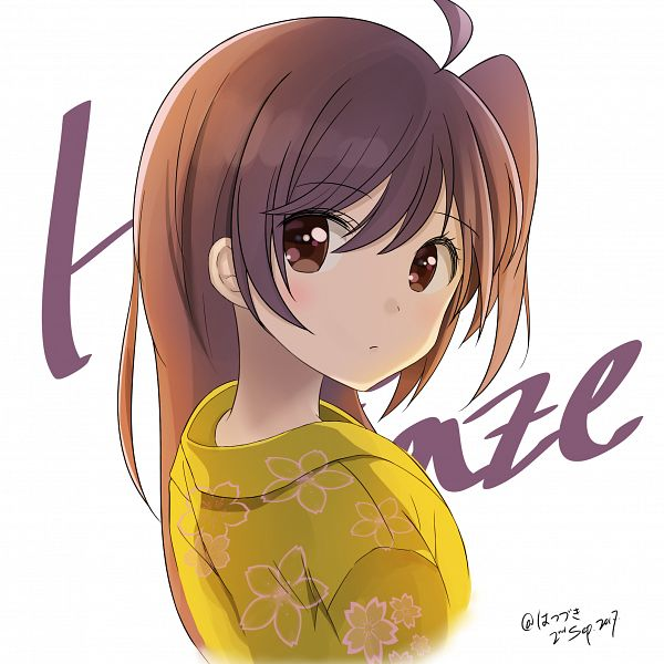 Tags: Anime, Pixiv Id 15583261, Kantai Collection, Hagikaze (Kantai Collection)