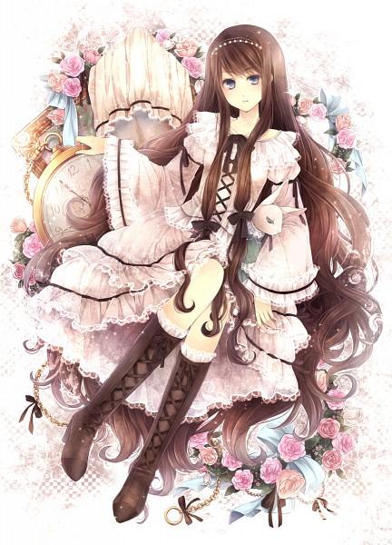 Tags: Anime, Hagiwara Rin, Mobile Wallpaper, Pixiv, Original