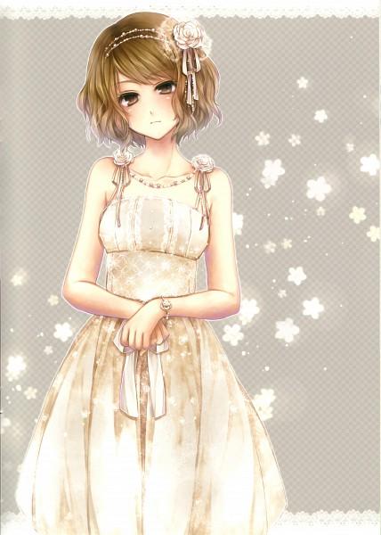 Tags: Anime, Hagiwara Rin, Pixiv, Original, Mobile Wallpaper