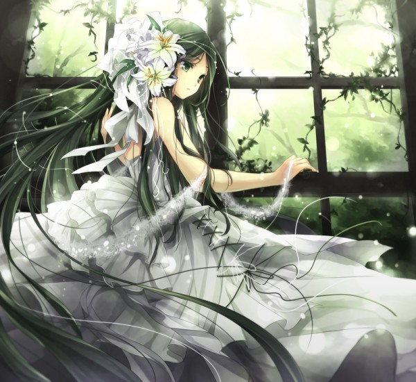 Tags: Anime, Hagiwara Rin, Pixiv, Original