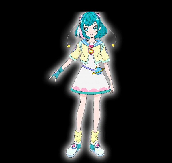 Tags: Anime, Takahashi Akira, Toei Animation, Star☆Twinkle Precure, Hagorumo Lala, Official Art, Character Sheet