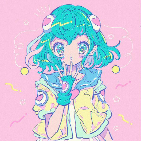 Tags: Anime, Pixiv Id 2150848, Star☆Twinkle Precure, Hagorumo Lala, Fanart From Pixiv, Pixiv, Fanart