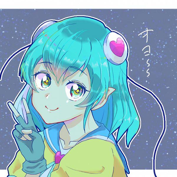 Tags: Anime, Pixiv Id 36647357, Star☆Twinkle Precure, Hagorumo Lala, Fanart From Pixiv, Pixiv, Fanart