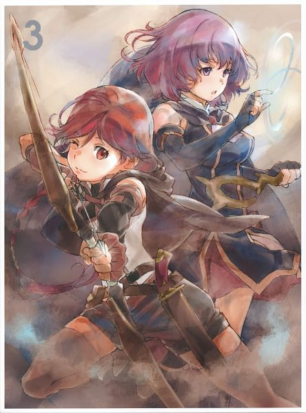 Hai to Gensou no Grimgar (Grimgar Of Fantasy And Ash)