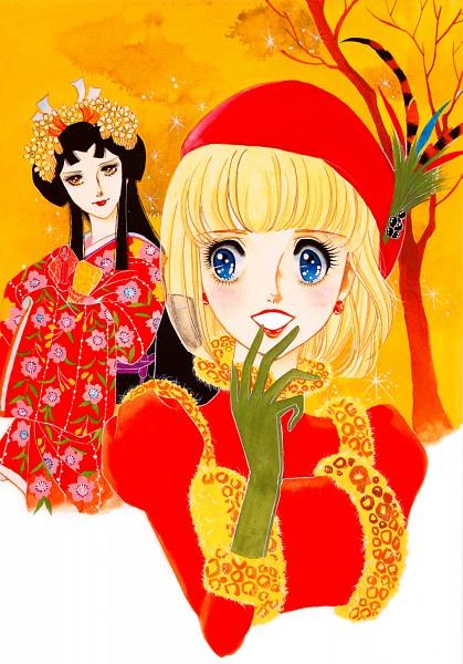 Tags: Anime, Yamato Waki, Haikara-san ga Tooru