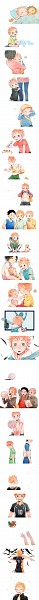 Tags: Anime, Ayame (Pixiv1250681), Haikyuu!!, Hinata Natsu, Kageyama Tobio, Hinata Shouyou