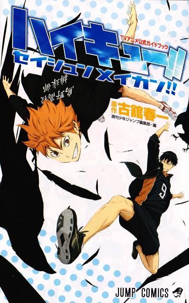 Tags: Anime, Production I.G., Haikyuu!!, Kageyama Tobio, Hinata Shouyou, Volleyball Uniform (Karasuno High), Mobile Wallpaper, Official Art