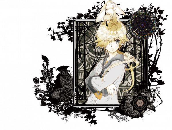 Tags: Anime, Yuiga Satoru, Otomate, Haitaka no Psychedelica, Elric (Haitaka no Psychedelica), Usagi (Haitaka no Psychedelica), Official Art, PNG Conversion, Psychedelica Of The Aa-nius