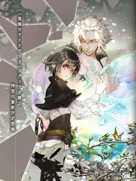 Haitaka no Psychedelica (Psychedelica Of The Aa-nius) - Otomate