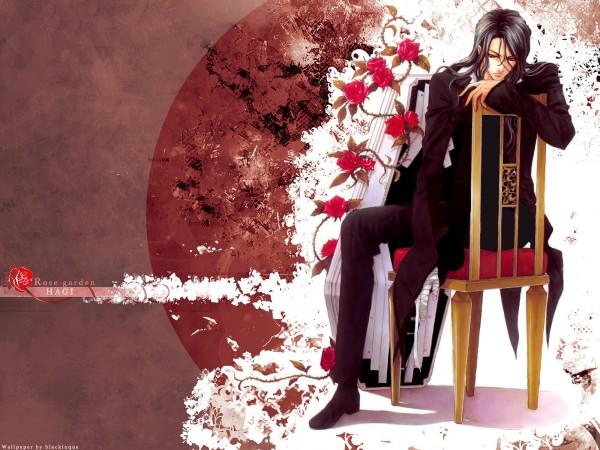 Tags: Anime, Hirotaka Kisaragi, Blood+, Haji, Scan, Manga Page, Wallpaper