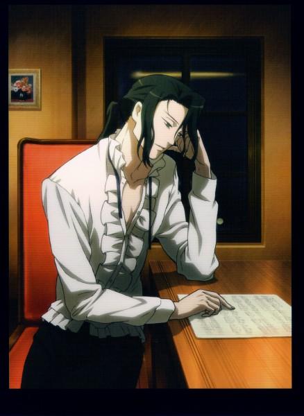 Tags: Anime, Ishii Akiharu, Production I.G., Blood+, Haji, Official Art, Mobile Wallpaper