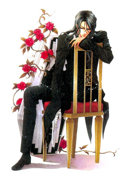 Tags: Anime, Hirotaka Kisaragi, Blood+, Haji, Manga Page, Scan