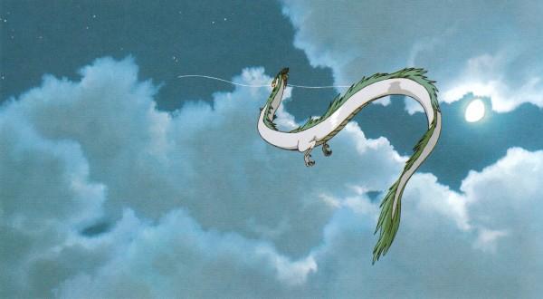 Haku (Dragon) - Haku (Sen to Chihiro no Kamikakushi)