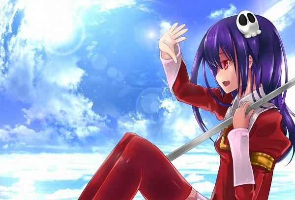 Tags: Anime, Pixiv Id 798979, Kami nomi zo Shiru Sekai, Hakua du Lot Herminium