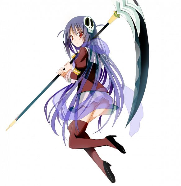 Tags: Anime, Gochou (Comedia80), Kami nomi zo Shiru Sekai, Hakua du Lot Herminium