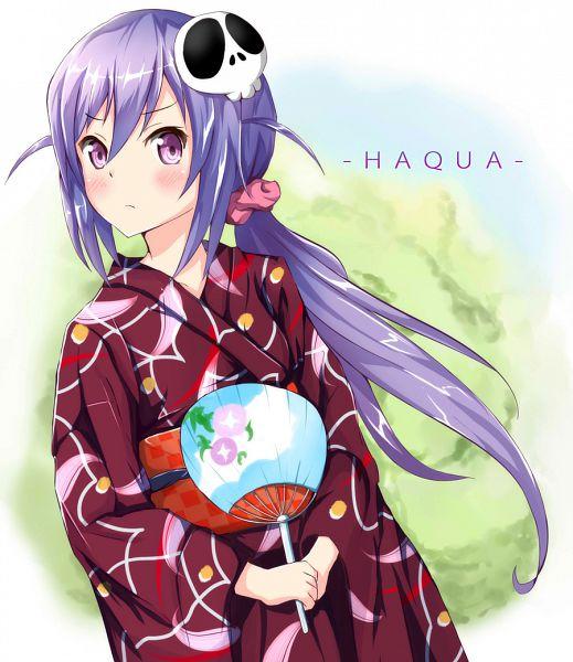 Tags: Anime, Ok-ray, Kami nomi zo Shiru Sekai, Hakua du Lot Herminium, Uchiwa