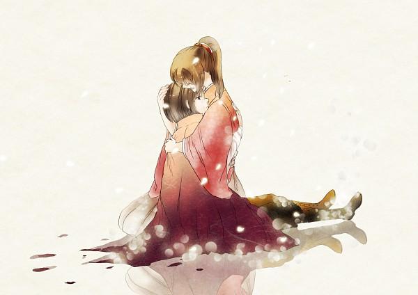 Tags: Anime, IDEA FACTORY, Hakuouki Shinsengumi Kitan, Nagumo Kaoru, Yukimura Chizuru, Demon Of The Fleeting Blossom