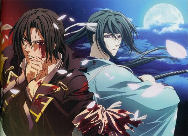 Tags: Anime, IDEA FACTORY, Hakuouki Shinsengumi Kitan, Hijikata Toshizou (Hakuouki), Demon Of The Fleeting Blossom