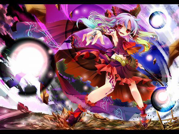 Tags: Anime, Kamiya Yuu, Touhou, MUGEN, Hakurei Reimu, Wallpaper, Reimu Hakurei
