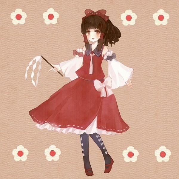Tags: Anime, YuJuP, Touhou, Hakurei Reimu, Reimu Hakurei