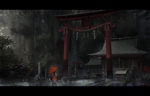 Tags: Anime, Alphonse, Touhou, Hakurei Reimu, Shimenawa, Shrine, Pixiv, Reimu Hakurei
