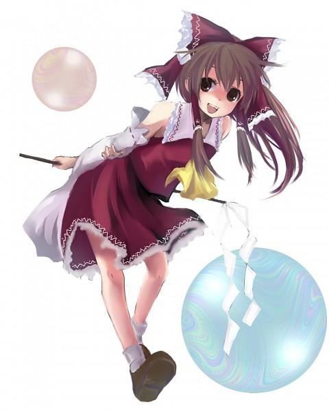 Tags: Anime, Yomo, Touhou, Hakurei Reimu, Reimu Hakurei