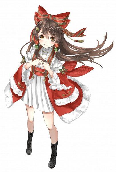 Tags: Anime, Pixiv Id 3157942, Touhou, Hakurei Reimu, Fanart, Fanart From Pixiv, Pixiv, Reimu Hakurei