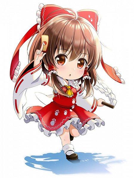 Tags: Anime, Nonoko, Touhou, Hakurei Reimu, Pixiv, Reimu Hakurei