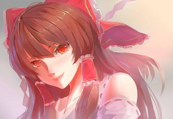 Tags: Anime, Pixiv Id 6283100, Touhou, Hakurei Reimu, Reimu Hakurei