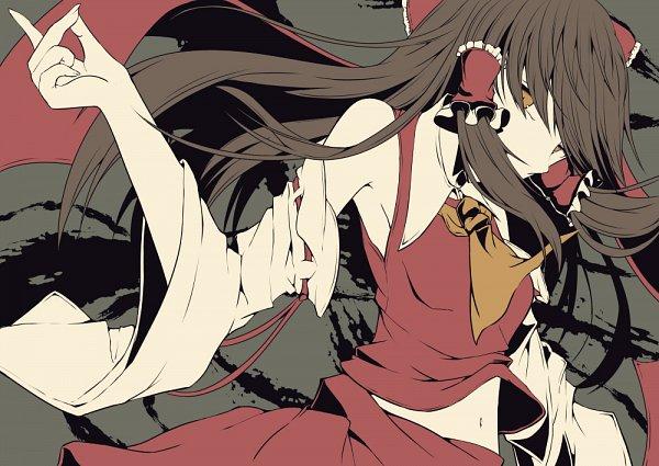 Tags: Anime, Pixiv Id 25997520, Touhou, Hakurei Reimu, Reimu Hakurei