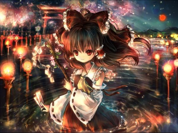 Tags: Anime, Touhou, Hakurei Reimu, Reimu Hakurei