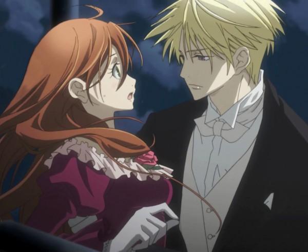 Tags: Anime, Hakushaku to Yousei, Lydia Carlton, Edgar J. C. Ashenbert, Screenshot, Earl And Fairy